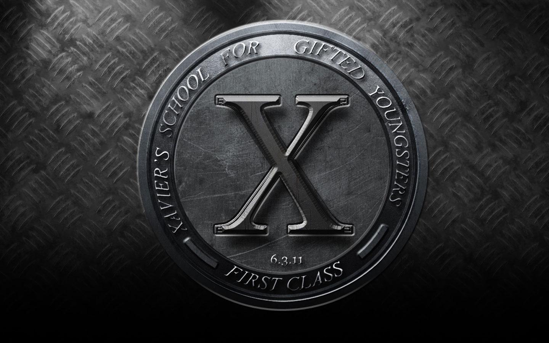 Go Back  gt  Images For  gt  X Men Logo WallpaperX Men Logo Wallpaper